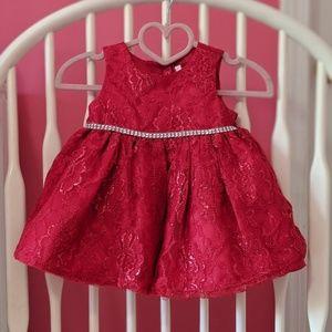 Youngland Infant Girl Dress